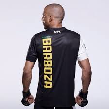 The first round foreshadowed the fight as a whole. Edson Barboza Edsonbarbozajr Twitter