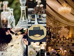 Great Gatsby Wedding Decor