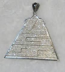 custom made hip hop jewelry custom pendant