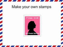 Stamps Template Editable Stamps Template