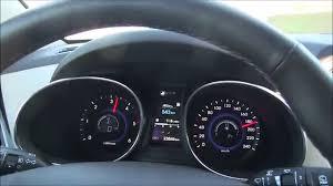 2015 Hyundai Santa Fe 2.2 CRDi 4WD (197 HP) Top Speed German ...