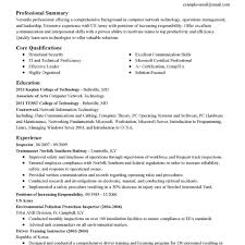 It Security Resume Engineer Analyst Examples Administrator Sample