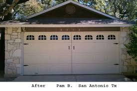 double carriage garage doors. Modern Concept Double Carriage Garage Doors With Door Window Decal Faux House DOUBLE STALL Via Etsy