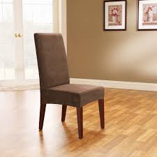 sure fit soft suede short dining room chair covers hayneedle for merements 3200 x 3200