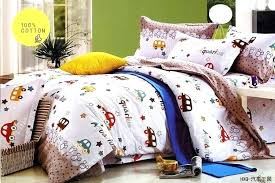 queen size kids bedding car quilt cover baby bedding set cars bedding queen size cartoon kids
