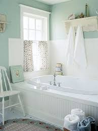 country bathroom design. Contemporary Country Cottage Bathtub Design A Wide Ledge Is A Good Way To Create Comfortable  And Safe Means Get Into Deep Bathtub It Also Creates An Attractive  And Country Bathroom Design T