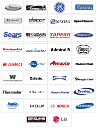 washer and dryer brands. All Major Washer Dryer Refrigerator Oven Stove Dishwasher Brands Serviced With And