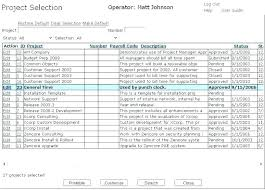 Employee Attendance Tracker Template Example Templates Daily