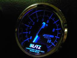 Blitz Black Light Gauges Jdm Style Tuning Forum
