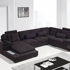 contemporary sectional couch. Contemporary Modern Dark Sectional Sofa Couch