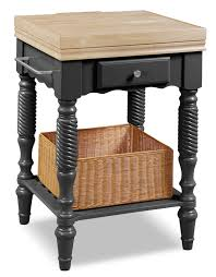 dining room table. Isolen Block Cutting Table - Espresso Dining Room