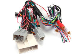 wiring harnesses installation parts car audio video navigation idatalink connec hrn rr fo1 factory integration adapter