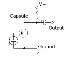 microphone circuit diagram the wiring diagram how to make a simple microphone circuit circuit diagram