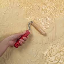 How to paint over wallpaper with your ...