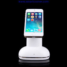 Cell Phone Accessories Display Stand COMER Cell Phone Stand Security Desktop Display Stand For Cell 65