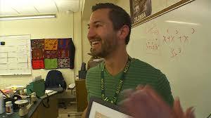 Excellent Educator: Plymouth Middle School's Benjamin Drexler ...