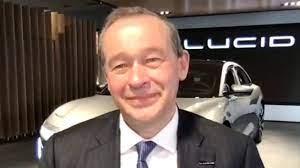 Lucid Motors stock pops in debut, CEO's ...