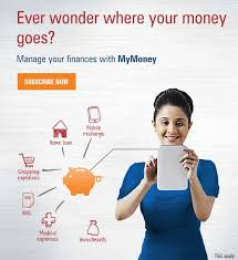 My Money Features Track Expenses Budgets Icici Bank