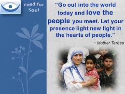 Mother Teresa Quotes On Love Beauteous Mother Teresa Quotes On Kindness Understanding Compassion Love