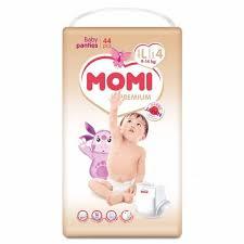 <b>MOMI Premium подгузники</b>-трусики <b>L</b> (9-14 кг), 44 шт (Япония ...