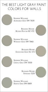Light Warm Grey Paint Colors Best Light Grey Paint Colours Paint Colors For Home Paint