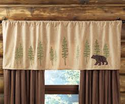 rustic window curtain new treatments ideas j mstrength home decor for 19