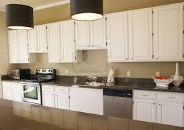 kitchen ideas white cabinets black countertop. Image Of: White Cabinets And Granite Countertops In Kitchen Ideas Black Countertop