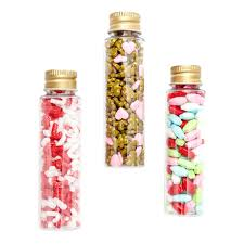 Candy Cane Lights 3 Pack Sugar Spice Holiday Sprinkles Mixes 3 Pack Sweet
