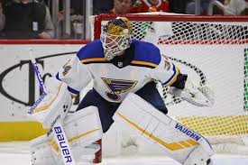 A Look At The Rest Of The St Louis Blues Goalies St