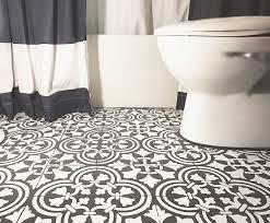 Budget Stencils A Diy Budget Friendly Floor Makeover Painte And Stencil