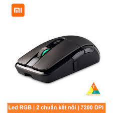 Chuột Gaming Xiaomi Wireless mouse - Chuột game xiaomi - 2 chuẩn kết nối không  dây và có dây LinhAnh
