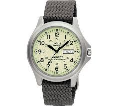 buy lorus men s lumibrite dial web strap watch at argos co uk buy lorus men s lumibrite dial web strap watch at argos co uk your online shop for men s watches watches jewellery and watches