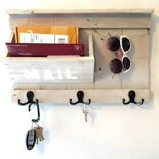 mirror key holder entryway with c simple modern