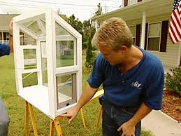 inspect the new window before installing it