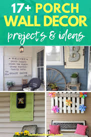 They are one of the best ways to put untapped yard space to excellent use while enhancing home enjoyment during the warm. 17 Stunning Outdoor Wall Decor Ideas Designs To Beautify Your Porch