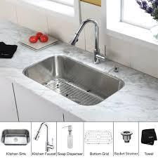 Whole Kitchen Faucets 30 Granite Undermount Kitchen Sink Best Kitchen Ideas 2017