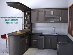 Model Kitchen jual kitchen set minimalis elegan model kitchen set minimalis 3717 by guidejewelry.us