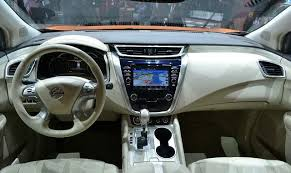 2018 nissan murano redesign. unique nissan 2018 nissan murano interior to nissan murano redesign