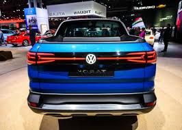 Auto Shows: VW Tarok teases us with another pickup truck concept in ...
