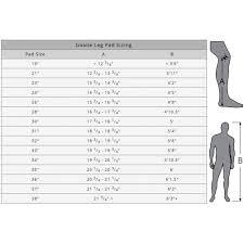 Hockey Goalie Pants Size Chart