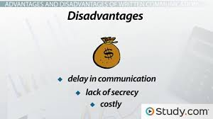 What Is Written Communication In Business Definition Types
