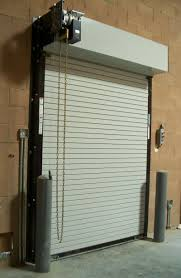 Energy Code Failure: Roll-Up Door | archFUSE