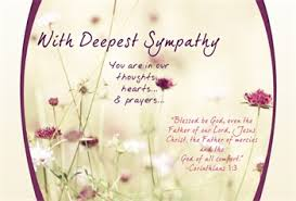 Christian Condolences Quotes Best Of Christian Sympathy Quotes