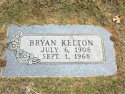 Bryan Claude Kelton (1908-1968) - Find A Grave Memorial