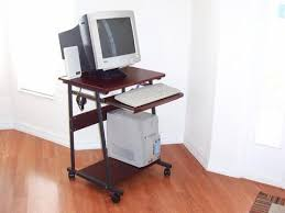 desktop computer table. STS5806 24\ Desktop Computer Table E