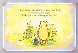 Quotes From Winnie The Pooh About Friendship