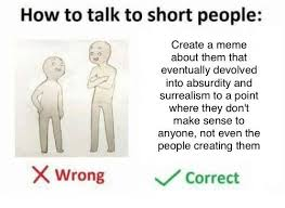 How To Talk To Anyone Create A Meme About Them That Eventually Devolved Into Absurdity And