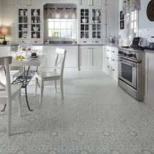 Kitchen Floor Vinyl Tiles Vintage Ornate Design Inspiration Resilient Vinyl Floor For