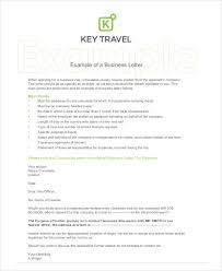 Business Correspondence Letters Examples Sample Company Business Letter 9 Examples In Word Pdf