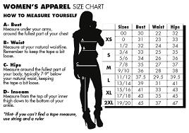 Mud Pie Women S Size Chart Womens Apparel Clothing Size Chart Size Chart Womens